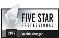 2012 Five Star Wealth Manager