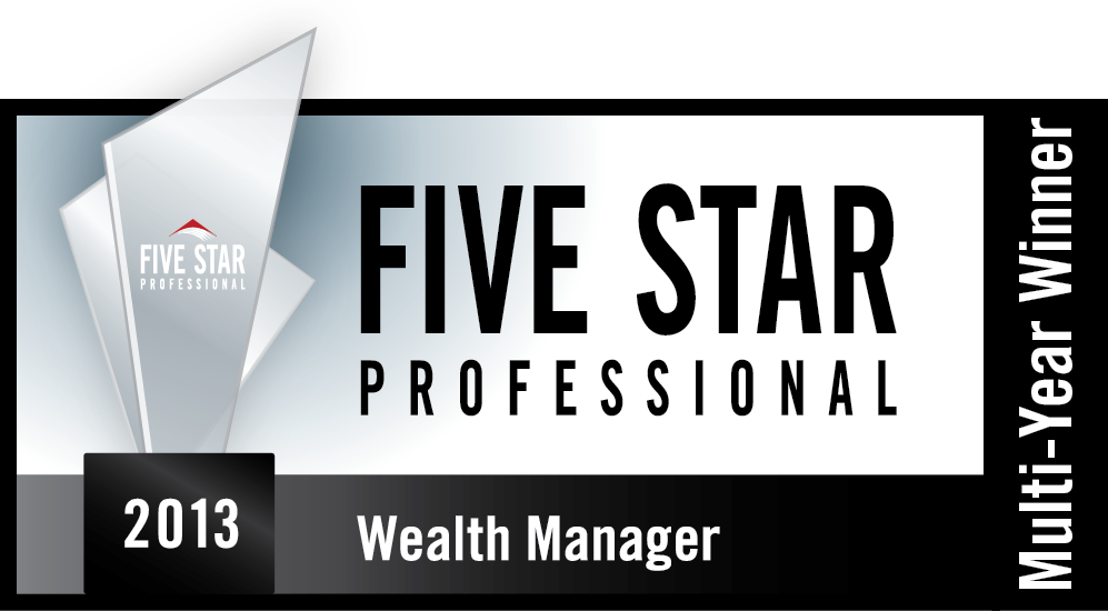 2013 Five Star Wealth Manager